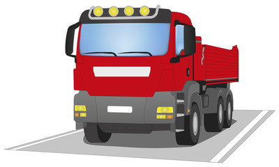 Image camion