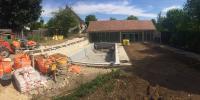 Travaux terrassement de piscine maison decouverte particulier 60